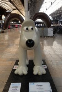 Gromit (front view)