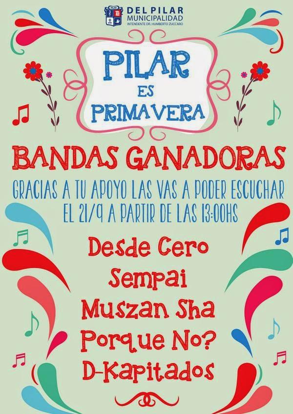 Bandas Pilarenses