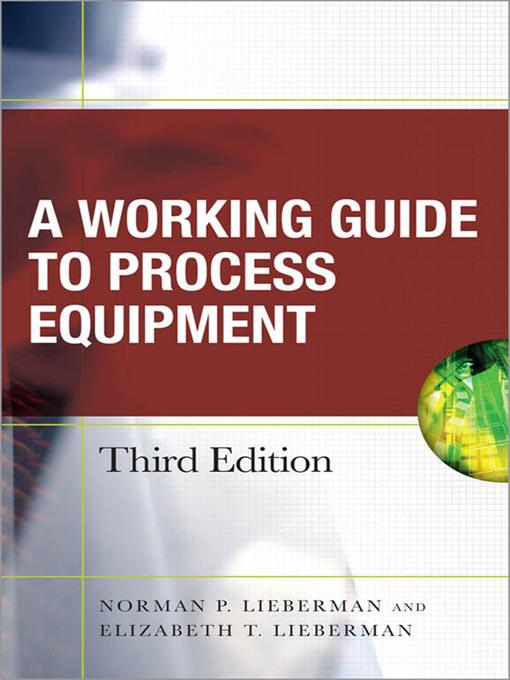 Plant Process And Equipment Design