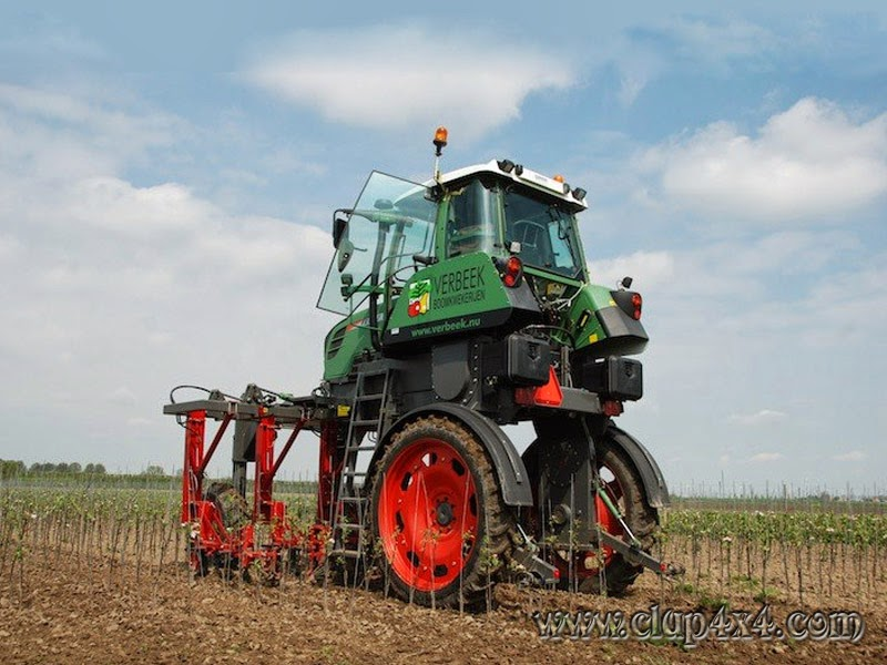 New Ford Tractors For Sale Tractors - Farm Machinery: Werbeek Fendt Special 310 Vario