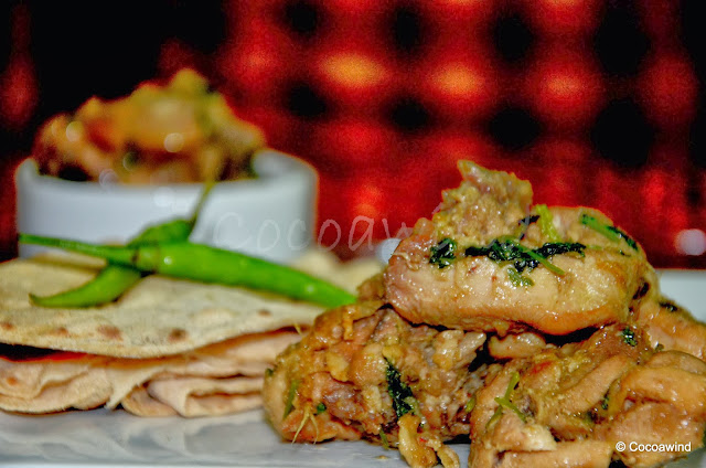 Jeera Chicken