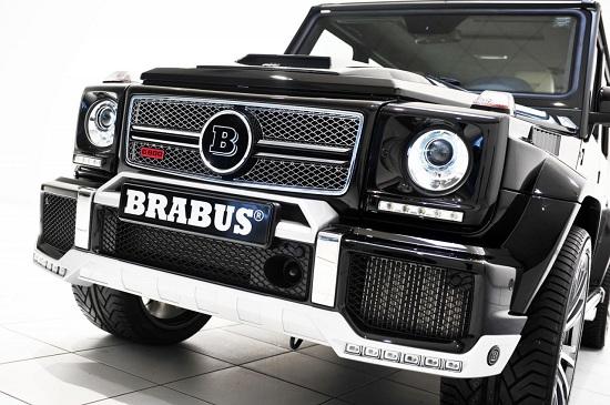 2013 Brabus Widestar 800