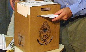 Consulte aquí donde votar