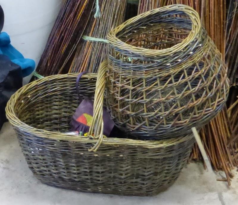 Basket Weaving Groups : Willows willow weaving classes in wainfleet ontario