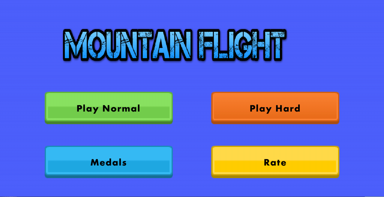 Moutain Flight New Android Game