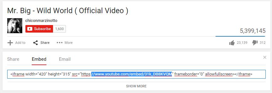 Cara Terbaru Memasang Video Youtube Responsive di Blog