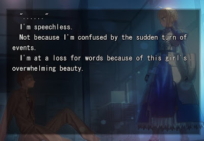 Gameplay Fate/Stay Night [Realta Nua]