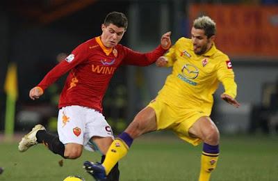 AS Roma 3 - 0 Fiorentina (2)
