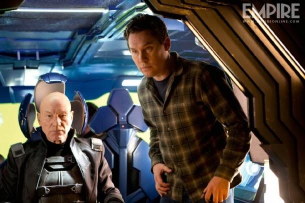 Profesor Xavier en X-Men: Días del Futuro Pasado