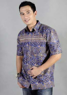 Busana Batik Muslim Modern