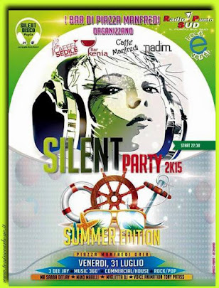 SILENT PARTY 2015 Oria