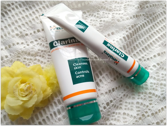 Himalaya Herbals Clarina Anti Acne Combo Review