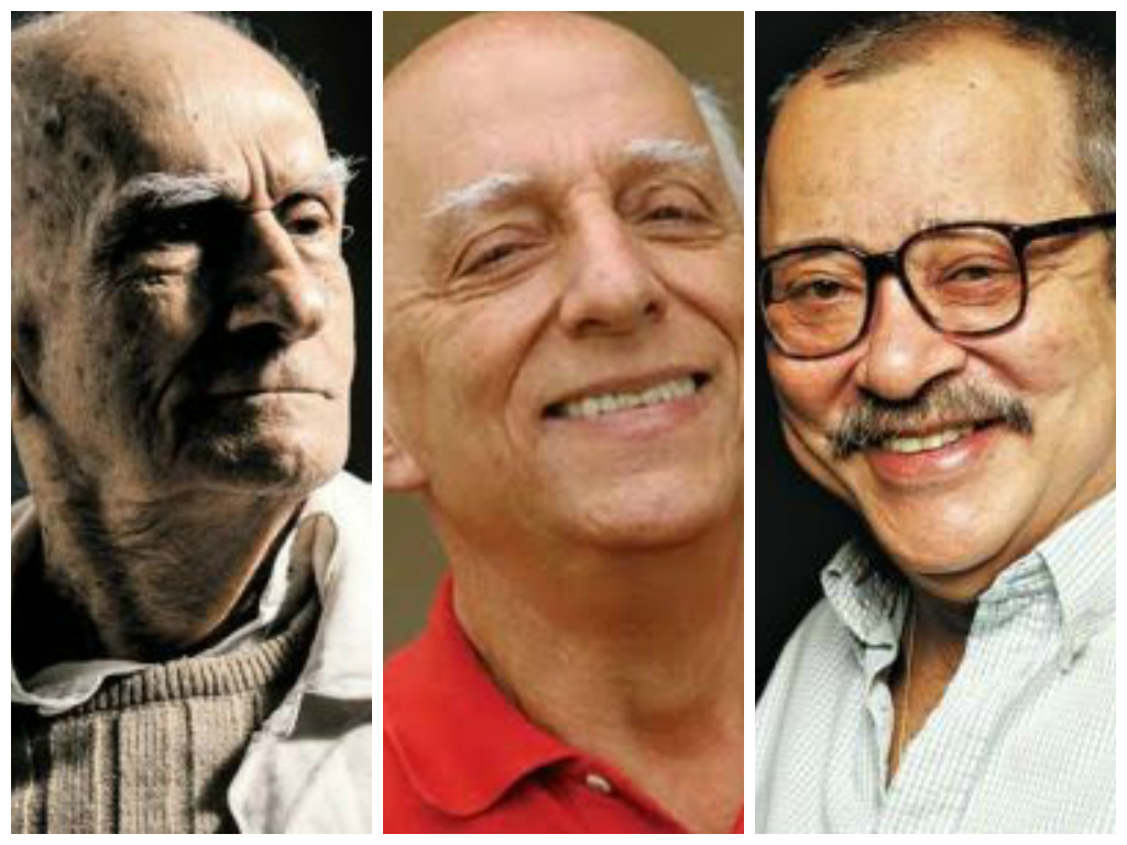 Rubem Alves, Ariano Suassuna e João Ubaldo Ribeiro - Um Asno