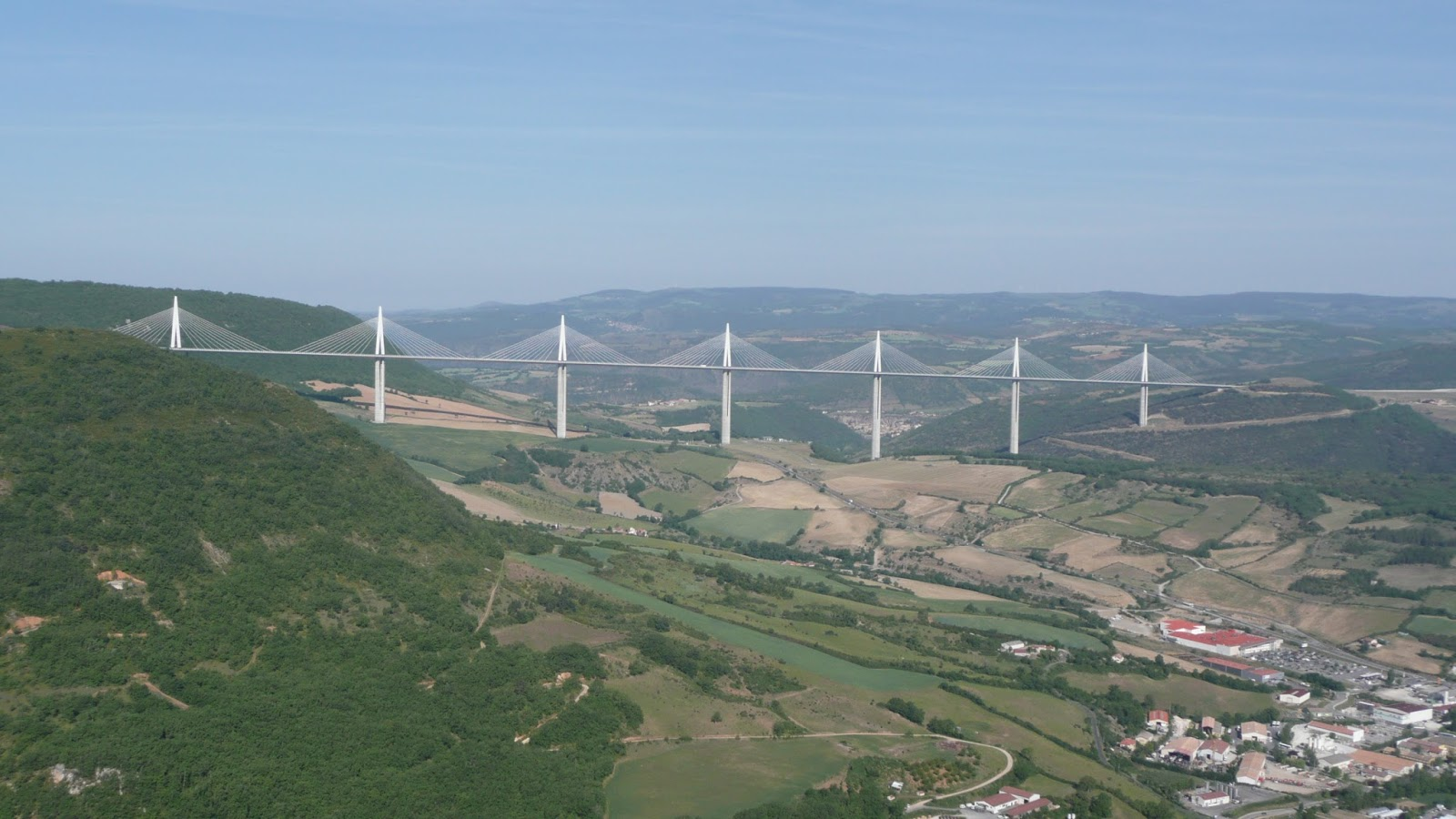 Millau France  city images : Travel Trip Journey: Millau Viaduct France