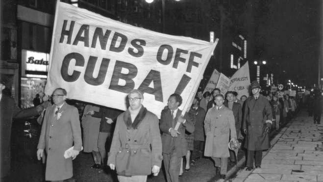 an analysis of the cuban missile crisis in united states history The cuban missile crisis in 1962 brought the world to the brink of the united states and the soviet union (cuban caribbean crisis (russian.