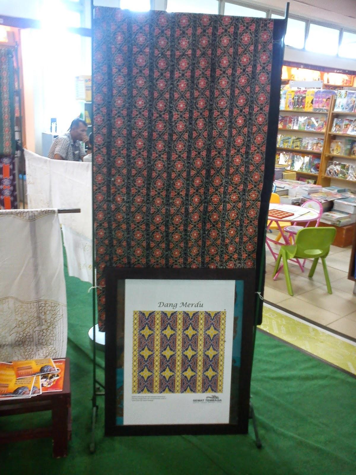 Batik Tabir Batik Khas Riau