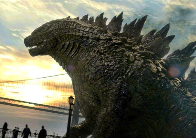 Gambar Film New Godzilla 2014 Monster vs Monster