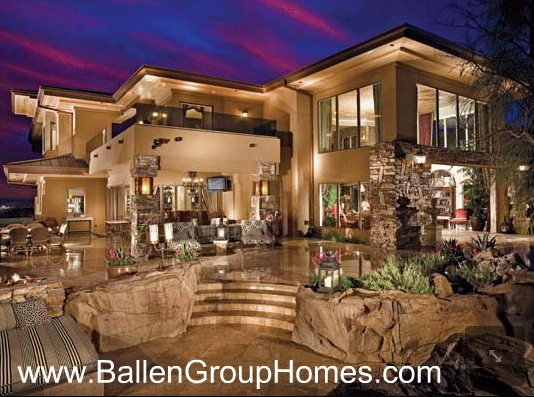He ridges in summerlin luxury homes for sale in las vegas for Mansions for sale las vegas
