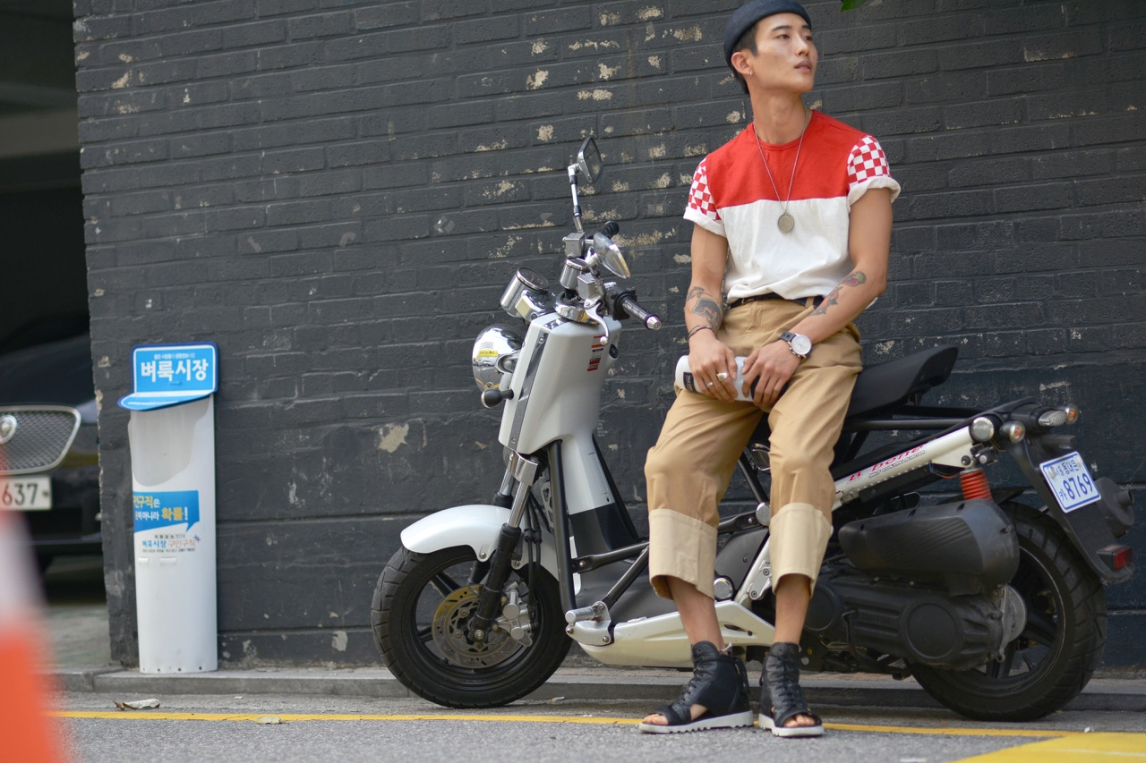 Seoul street fashion - shotslugger