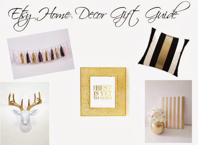 The Southern Thing Etsy Home Decor Gift Guide