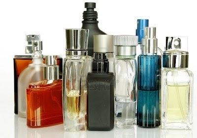 que significa sonar con perfume