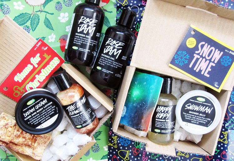 LUSH 50% off Sales Haul UK