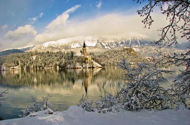 Bled d'inverno