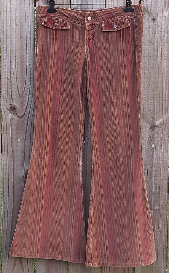 90s Corduroy Bell Bottoms