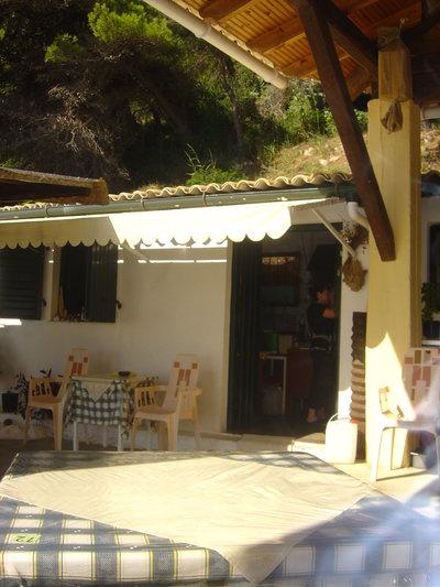 Yaliskari Taverna Corfu