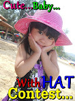 @22 april : Cute Baby With HAT Contest