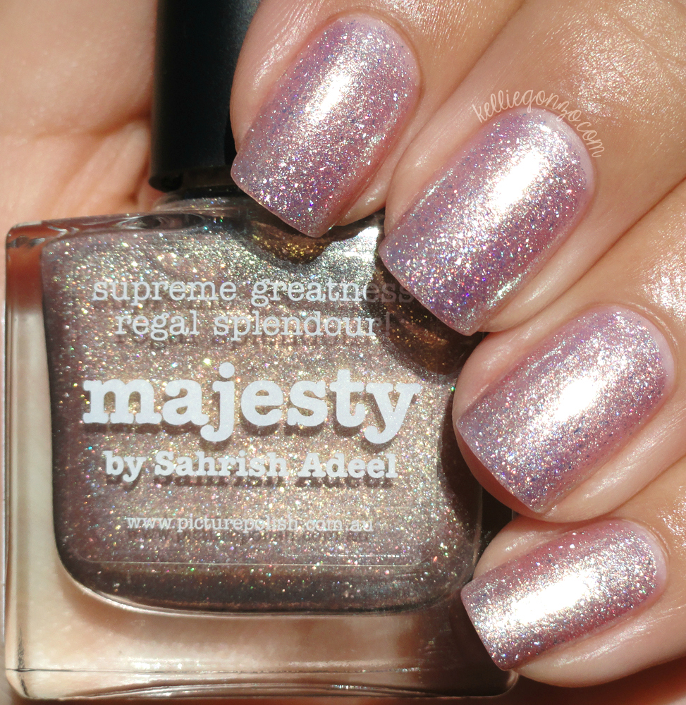 Picture Polish - Majesty // kelliegonzo.com