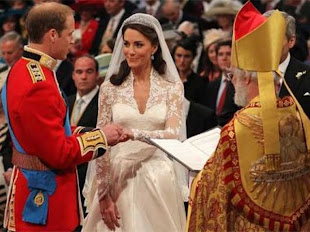 Il matrimonio di William e Kate