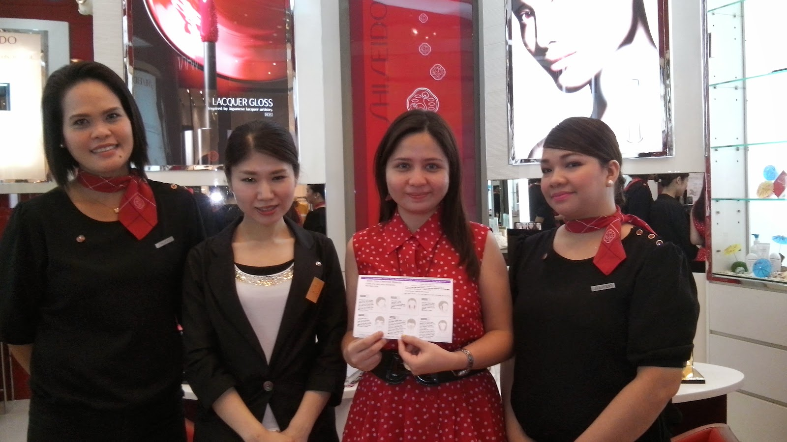 shiseido workshop greenbelt