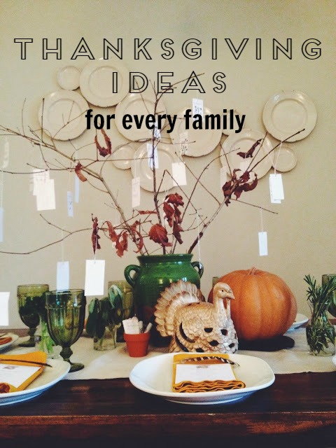 Need ideas for fun Thanksgiving ideas for homeschooling or projects, or just great Thanksgiving tips? Read on for a BIG list of terrific Thanksgiving posts.