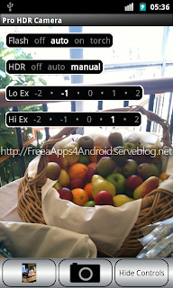 Pro HDR Camera Free Apps 4 Android