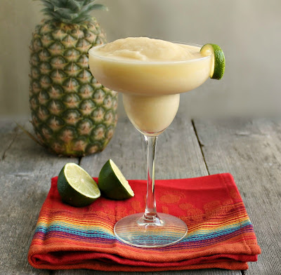 Tropical Fiesta Cocktail for Cinco de Mayo