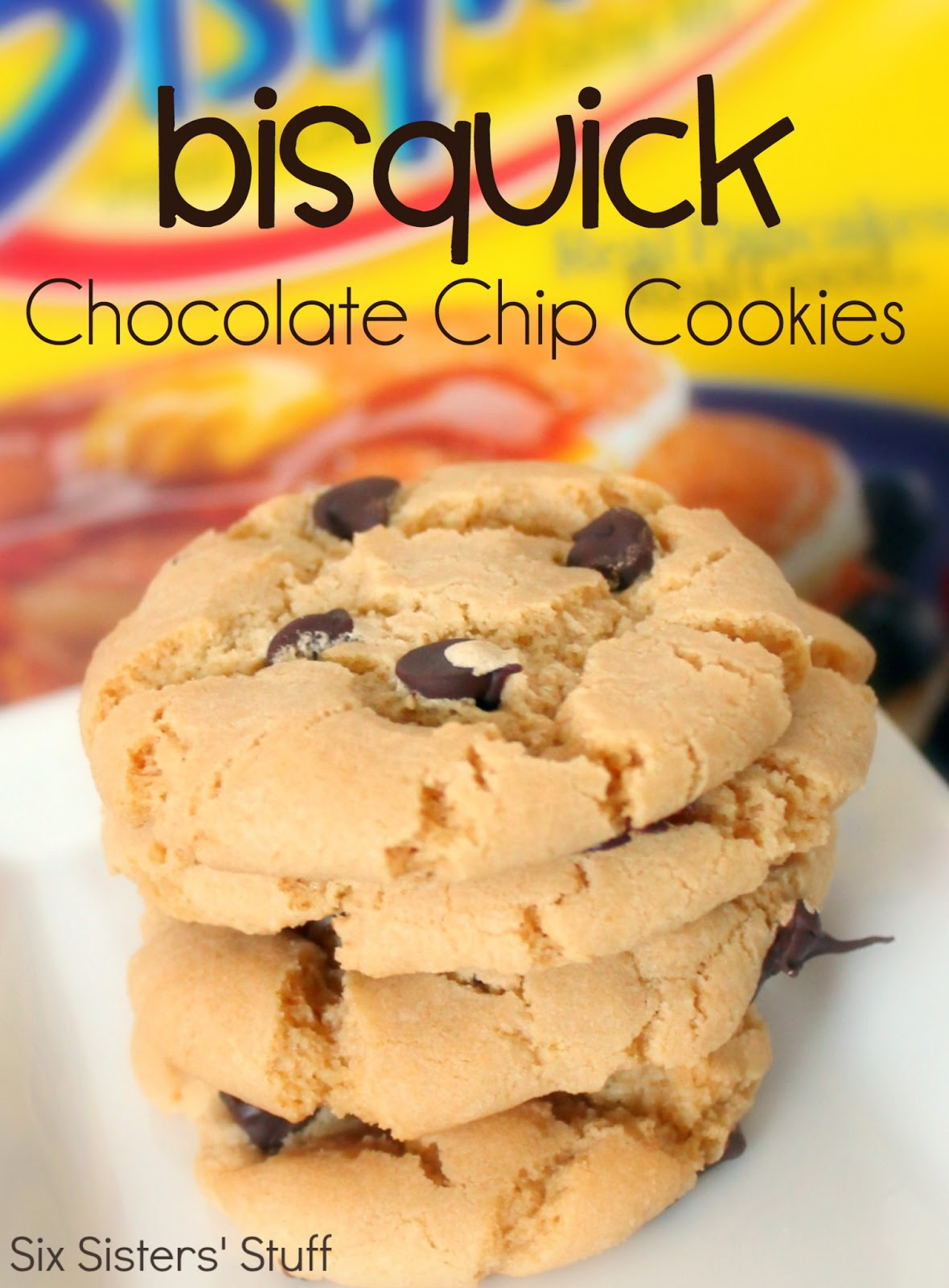 Bisquick chocolate chip cookie recipe - Recipes tips