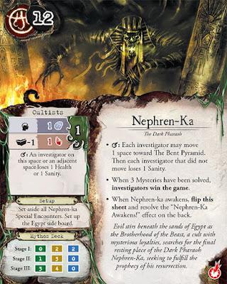 eldritch horror nephren-ka