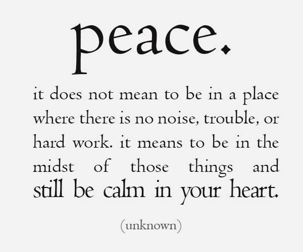 Peace Quotes for picture