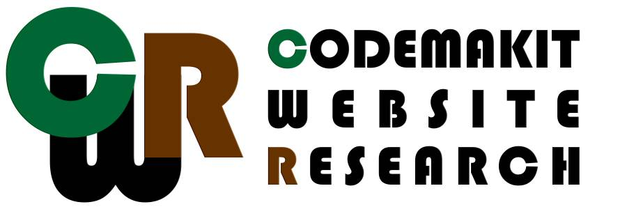 codemakit website research