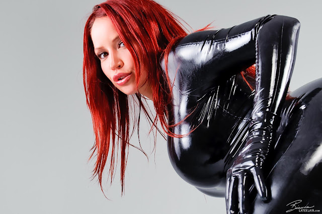 Bianca beauchamp fetish sex symbol