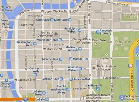 Hoteles donde dormir en chicago for Hoteles en chicago
