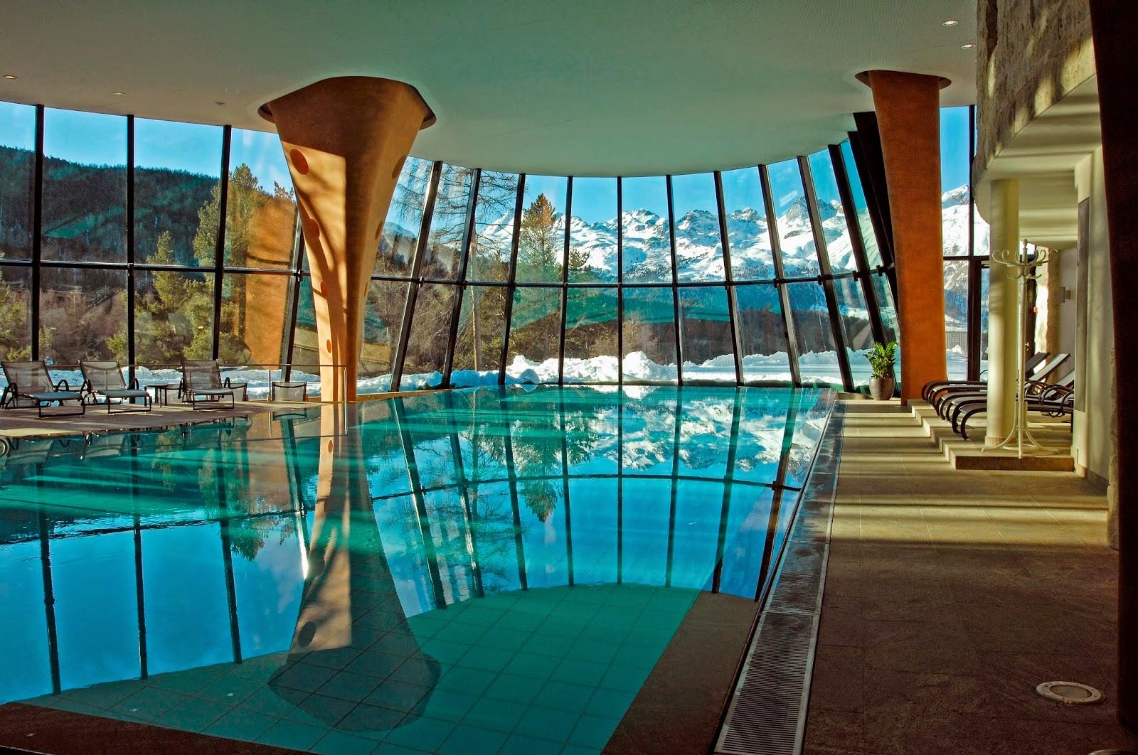 Baño Turco Saint Moritz:Lo mejor: El entorno, la amabilidad de todo el personal, el spa