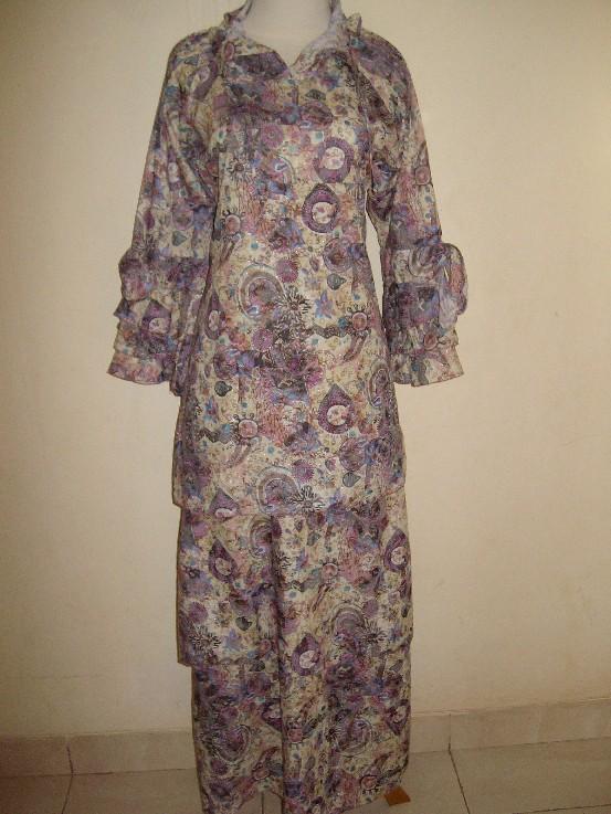 Model Baju Gamis