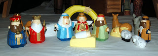 Seasonalpics nativity scene from USA photo