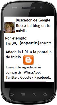 BUSCA TWITVC ALBACETE EN TU MOVIL