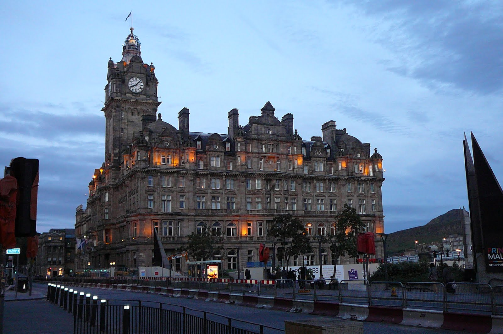 Kootenayman: Carlisle England to Edinburgh Scotland