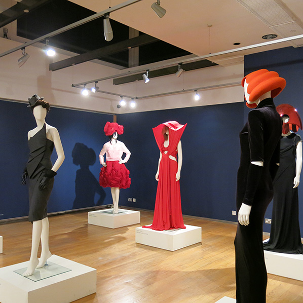 ShopCurious: Head On at the London College of Fashion