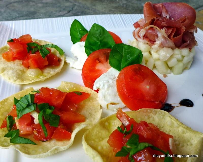 Midi 57, Casual Italian Dining, Taman Bandaraya
