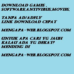 Website download tanpa ad/adfly